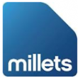 Millets Promo Codes
